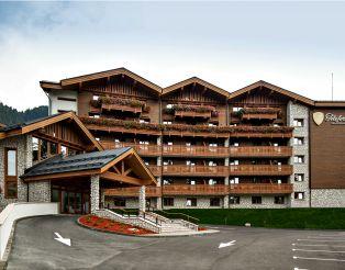 Postăvaru - Teleferic Grand Hotel