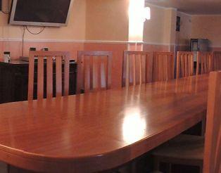 Sală de meeting - Pensiunea Montblanc